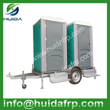 2014 nuovo stile in plastica per esterni bagni pubblici mobili bagni chimici