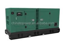 2015 Doosan 175 KVA 50HZ Silent diesel generator price
