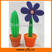 beautiful plastic plant designs ball pen