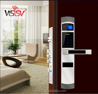 Durable Life Time Digital Wireless Fingerprint Door Lock