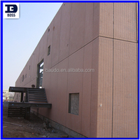 two storey structural steel building