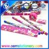 pen pencil ruler stationery/drawing set/PVC stationery set