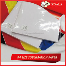 90g fast dry 3200mm * 100m Sublimation paper for sublimation paper transfer printing on digital printing(manufacturer)