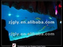 Lucite productos para oceanarium
