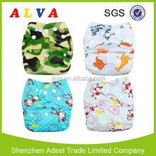 Alva Baby Cloth Diapers With Microfiber Insert