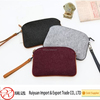 Alibaba express hot selling felt Cosmetic bag from China supplier