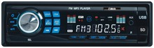 hot selling fixed panel touch screen car radio for peugeot 307/207