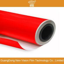 RED Glossy Car Vinyl Wrap