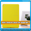 New arrival protector silicone case cover for apple ipad air 2