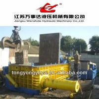 Waste Cars Baler Machine Tool Through CE ISO Tuv SGS