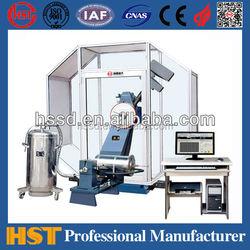 JBDW -C Automatic Ultralow-temperature Pendulum Metal Impact Testing Machine , Impact strength test machine