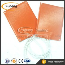 Silicone Rubber Glass Heat Protection Film