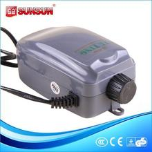 Mini Aquarium air pump/mini electric air pump/ACDC aquarium air pump SUNSUN YT-302C