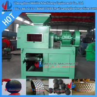 Energy Saving Coal And Chacoal Powder Press Machine Into Briquettes