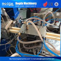 PVC Cable Trunking Extrusion Mould