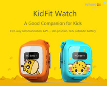 Kids smartwatch with SOS tracker watch for kids LBS GPS tracker watch with waterproof