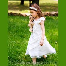 doğum günü kız bebek için elbise çocuklar prenses gelinlik kız bebek yazlık elbise