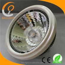 Factory directly 12W 15W high lumen cob dimmable led lamp gu10 led AR111,12v g53 AR111 led