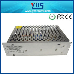 CE approved 5v 40a 200w led driver and power supply from China manufacturer