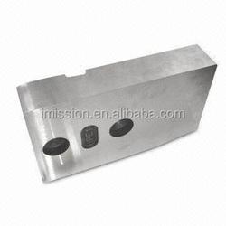 Professional plastic and metal/ aluminium parts machining/ CNC machining impeller parts