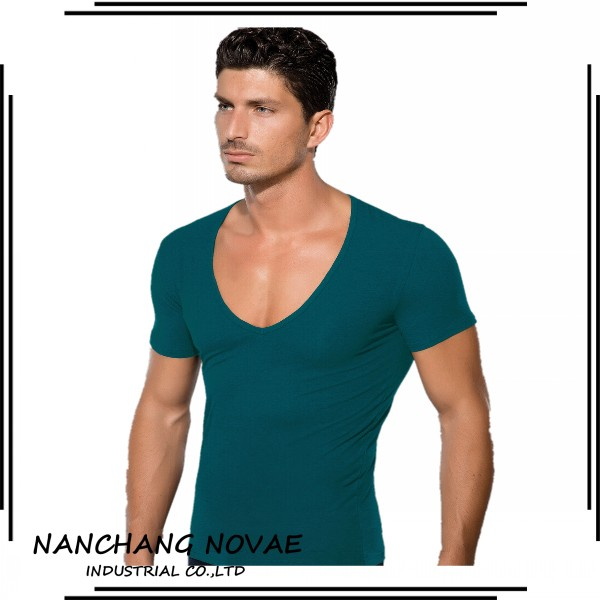Cheap Mens Deep V Neck T Shirts Buy Mens V Neck T Shirts