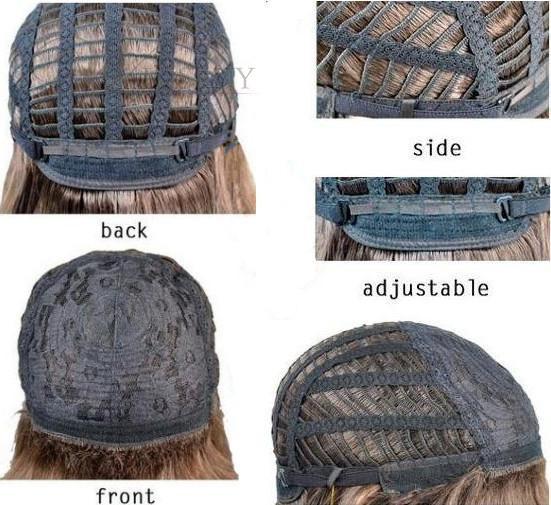 синтетические парики половину