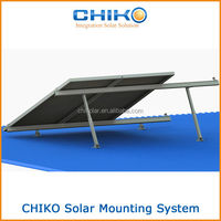 Solar Mounting system tin pitched roof