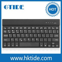 Ergonomic Multimedia Slim Style 2.4Ghz Wireless Bluetooth Standard Keyboard