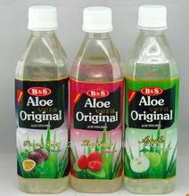 Juice Aloe Vera With Fruit