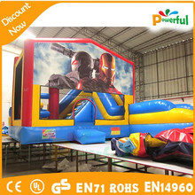 Hot selling inflatable combo,3 in 1 combo inflatable for sale