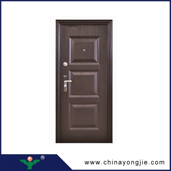door steel door high quality lowes metal exterior interior double