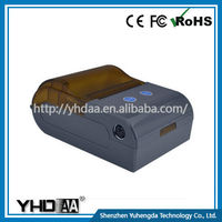 Wholesale High Quality Low Price YHDAA Small Portable Bluetooth Printer