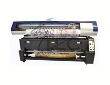 Top selling digital fabric printer/free RIP