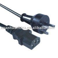 Denmark power cord