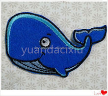 Free sample girls sewing on patch for kids and security uniforms and accessories