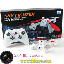 2015,New Professional Drone 2.4Ghz 4CH RC Aircraft With HD Camera