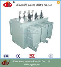 S11 10KV 63KVA power transformer for village power grid