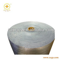 Aluminum 6MM EPE/XPE Foam Foil Thermal Insulation, Double Sided Aluminum Foil Backed XPE/EPE Foam Roof Insulation Board