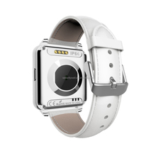 New Heart rate monitor Health care Smart watch for iOS and Android phones