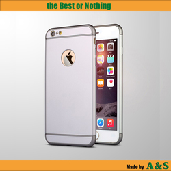 Ultra thin frosted hard spraying case Shinning Grace PC cover for iphone 6
