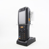 Multi-functions android terminal,wireless industrial PDA,logistics hand held termial with 3G,wifi and barcode scanner