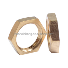 automotive fasteners brass flange nuts copper hex nuts