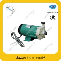 Hot sale Magnetic Drive Sealless Pump/High Quality Magnetic drive chemical pump