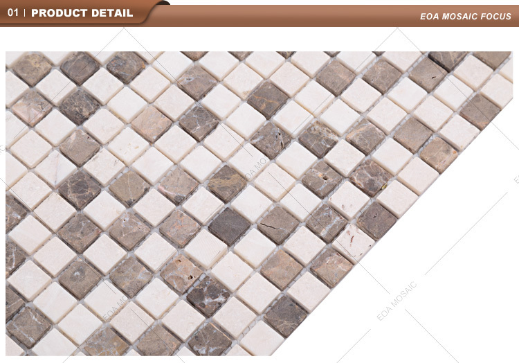 Interior steel cladding easy building products - Nature Stone Mosaic Tile Marble Exterior Wall Cladding