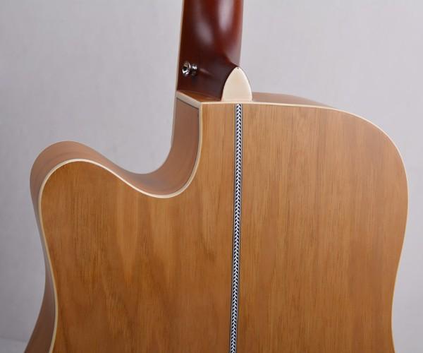 Catalpa Wood Guitars Catalpa Acoustic Guitar