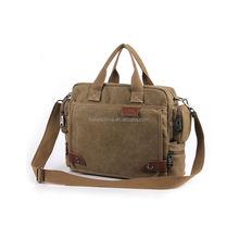 "hot design cheap canvas men briefcase teens backpack messenger bag ladies laptop 15"" messenger bag"