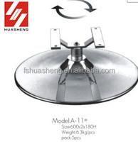 metal chrome chair base swivel base for chair