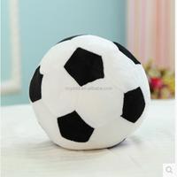 Plush stuffed soccer ball, plush football player toys, plush soccer balls