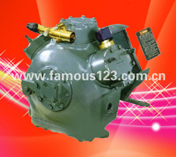 semi hermetic carlyle compressor,carrier compressor used refrigerator,carrier carlyle compressor 06CC673