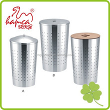 conice laundry bin mirror 45L flat lid